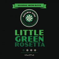 Little Green Rosetta - Irish Cabbage Hot Sauce