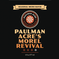 Paulman Acre's Morel Revival - A Morel Mushroom Hot Sauce