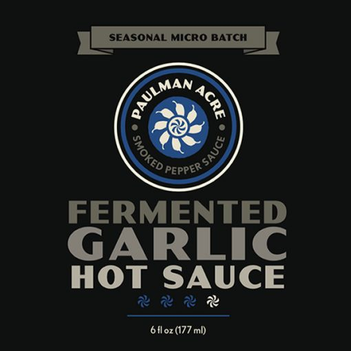 Fermented Garlic Hot Sauce