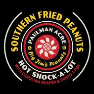Hot Shock-a-Lot: Spicy Southern Fried Peanuts